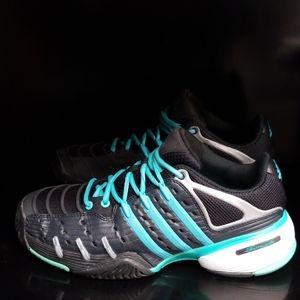 Women Adidas Barricade Torsion System Shoes Sz 8.5
